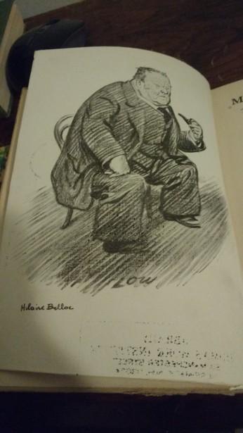 Mr. Belloc